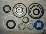 Suzuki Sidekick Power Steering Gearbox Seal Kit