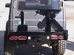 ZOR Camel Tow Tire Carrier  (BUMPER NOT INCLUDED)