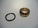 ZOR Thong solid brass transmission shifter bushing w/spring washer for Suzuki Samurai