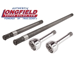 Longfield™ 27-Spline 4340 Chromoly Super Set