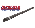 Longfield Long and Short Samurai  rear chromo axles