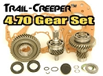 4.70 T-Case Reduction Gear Kit