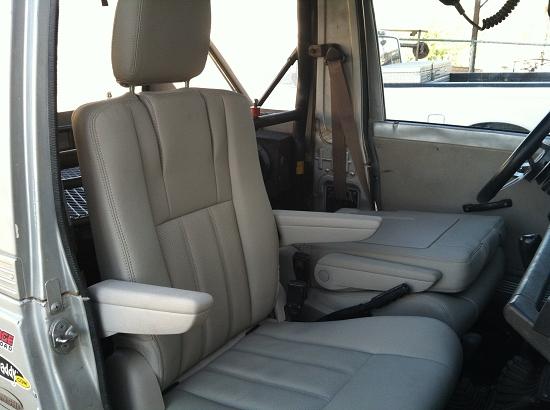 Zor Seat Swap The Best Super Comfy Brand New T Amp C Seats
