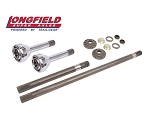 Longfield™ Gun Drilled 30-Spline 4340 Chromoly Super Set