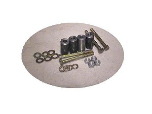 ZOR Front Bumper Heavy Duty Bolt kit