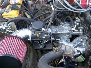 ZOR MY-SIDE 2 CV Carb kit w/intake