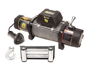 Trail-Gear Recovery Winch 10,000lbs