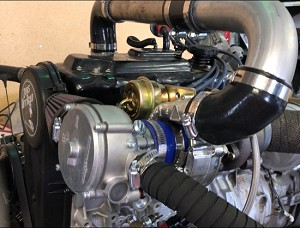 GOT-Turbo for Propane on Suzuki SOHC 1.3 and 1.6 engines 8v Only!