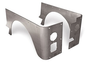 YJ CRUSHER CORNERS, STOCK (STEEL)