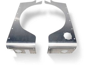 TJ CRUSHER CORNERS, MODIFIED - ALUMINUM