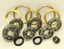 Samurai Transmission Rebuild kit with Syncros